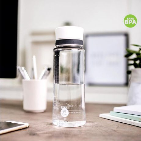 L'importance d'une bonne hydratation au bureau