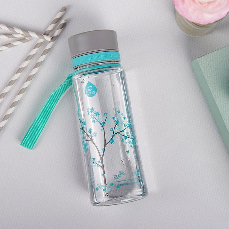 Bouteille sans BPA en alternative aux bouteilles jetables en plastique