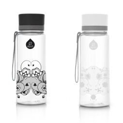 Gourde plastique sans BPA Lace Bottle de Equa