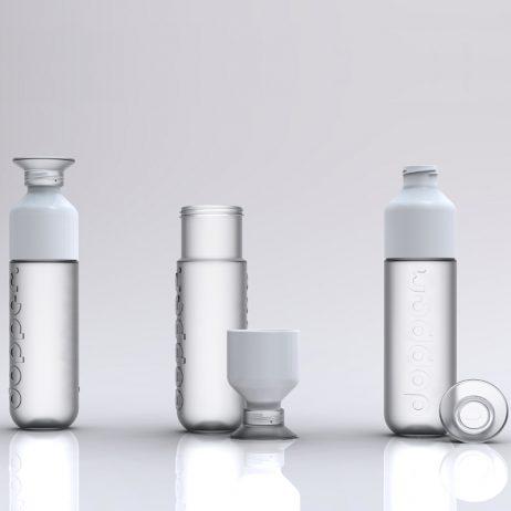 Gourde écologique Dopper, en plastique sans BPA