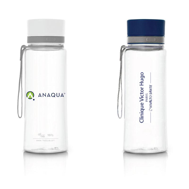 bouteille personnalisable avec logo pour une communication durable