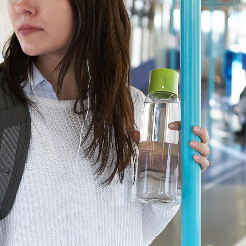 bouteilles d'eau intelligentes