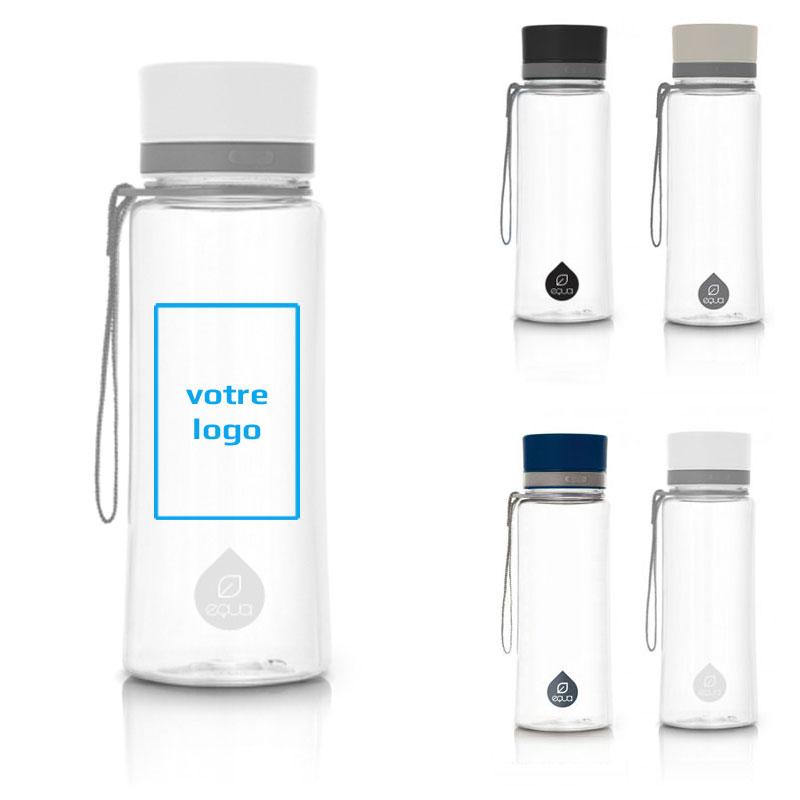 bouteilles personnalisées design comme cadeau d'affaires