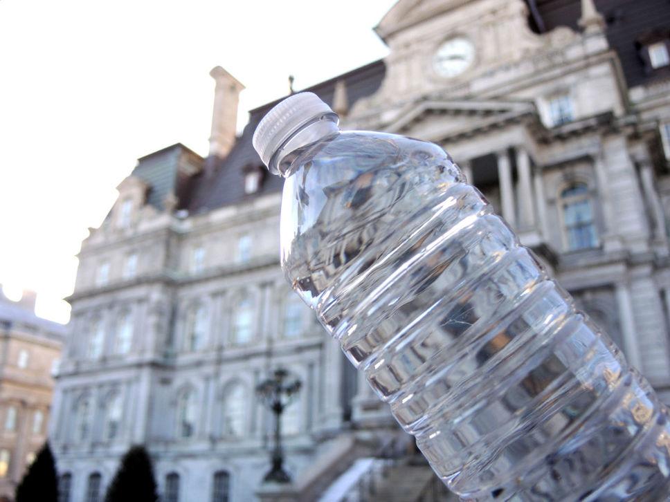 Montréal et Hambourg luttent contre les bouteilles jetables