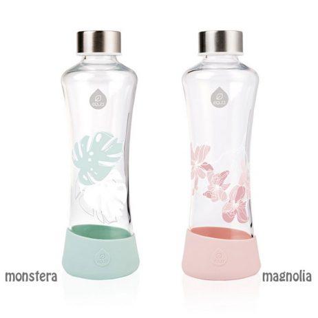 bouteille design en verre par Equa