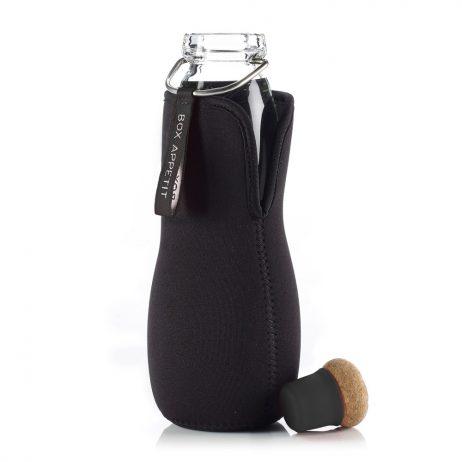 bouteille filtrante en verre