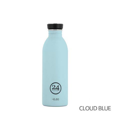 Gourde design bleue 24 Bottles