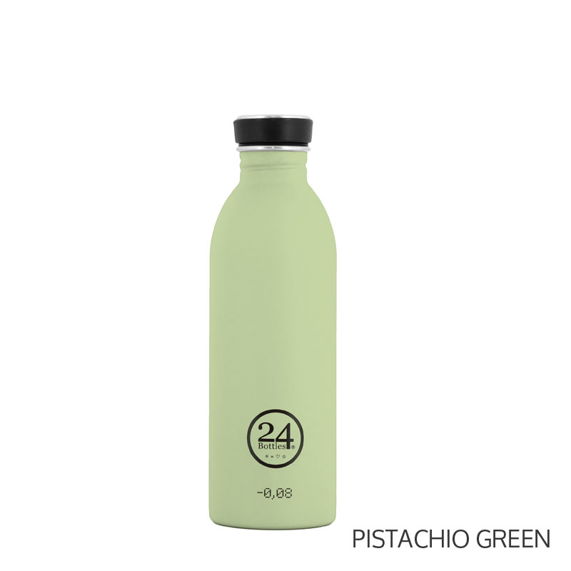 Gourde design verte 24 Bottles