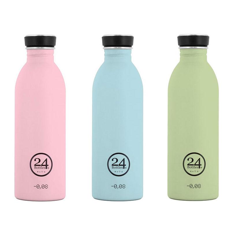 Gourde légère 24 Bottles en acier inoxydable
