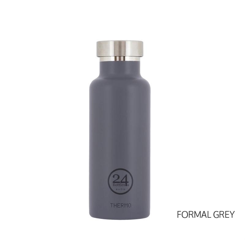 Thermos design gris