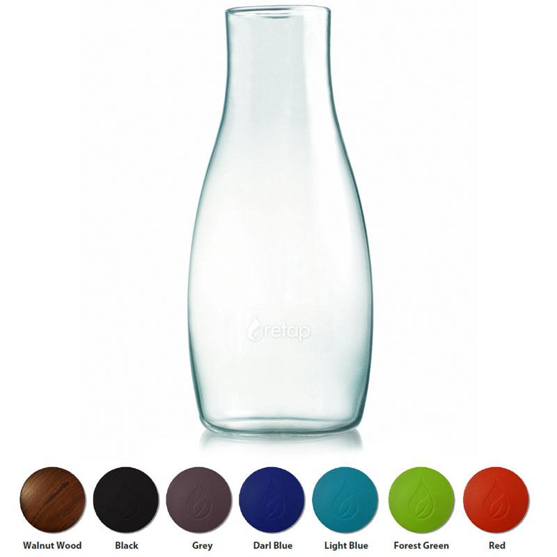 carafe en verre de 1 2 litres de retap l gante et. Black Bedroom Furniture Sets. Home Design Ideas