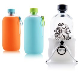 bouteille d'eau design