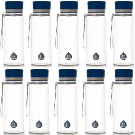pack 10 bouteilles en plastique sans bpa