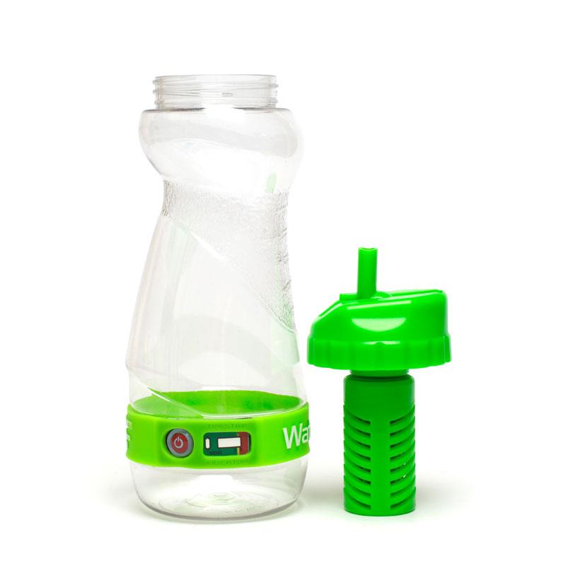 bouteille filtrante pour de l'eau potable partout et tout le temps