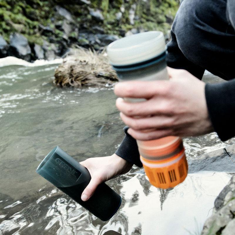 purificateur d'eau portable pour randonnées, alternatives aux pastilles filtrantes