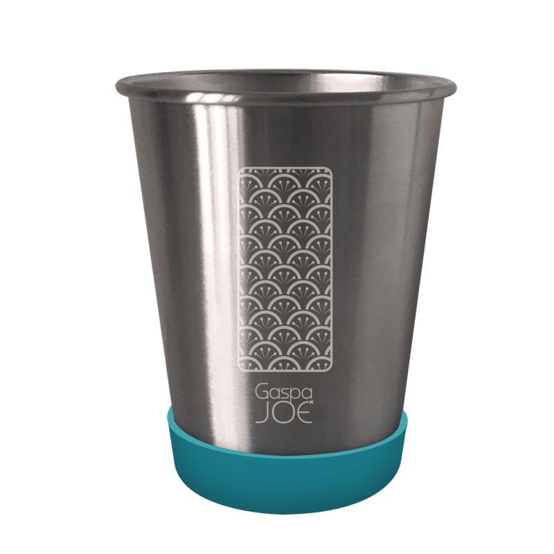 Nouveau: des gobelets design et réutilisables en inox