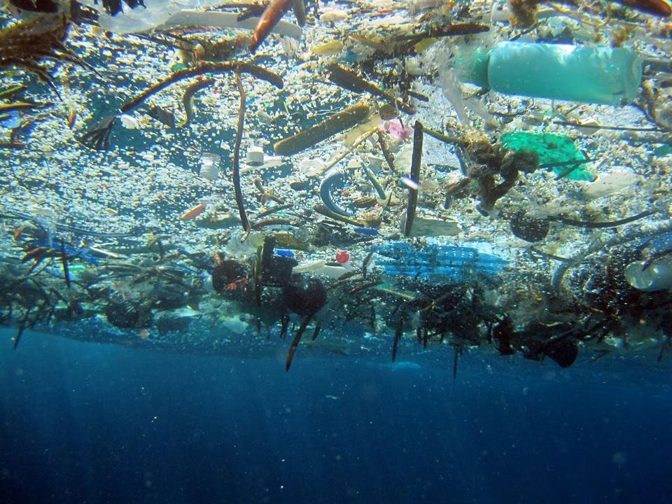 zéro déchet dans les océans