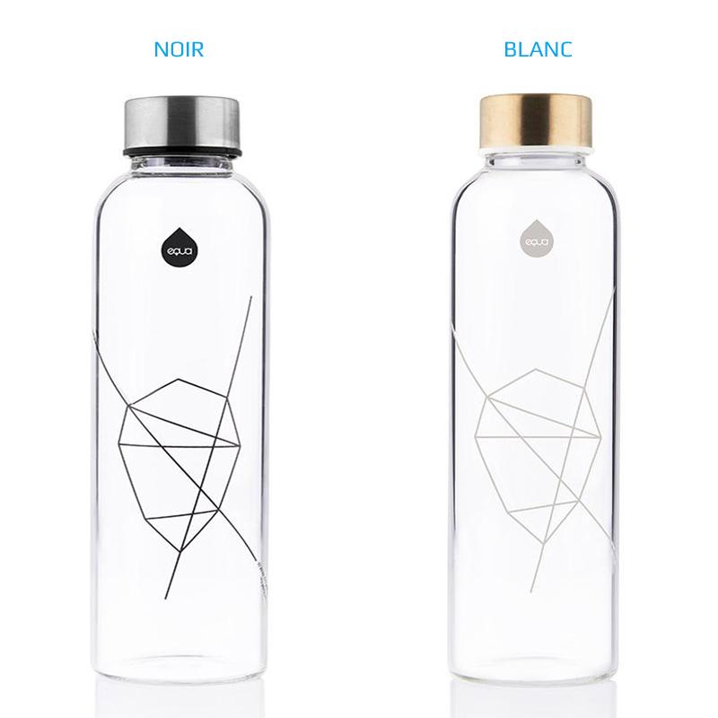 bouteille publicitaire en verre personnalisée