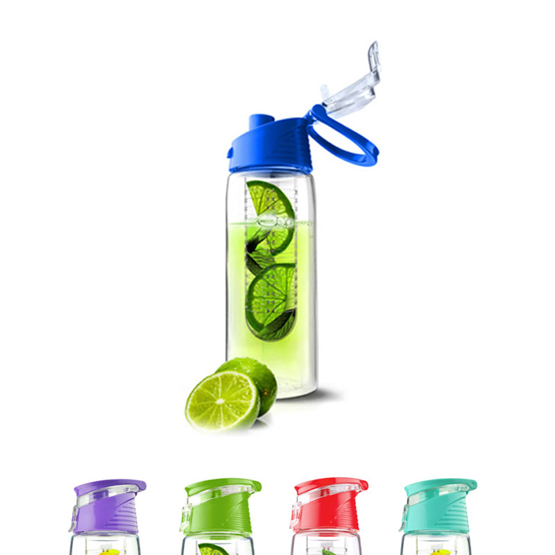 bouteille à infusion pour eau aromatisée