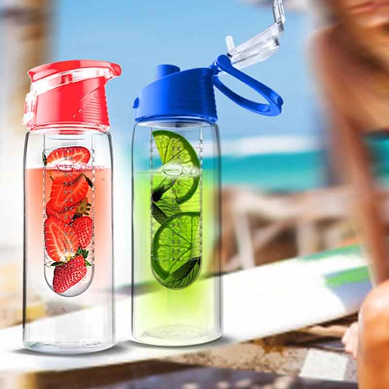 Quelle bouteille avec infuseur de fruits choisir ?