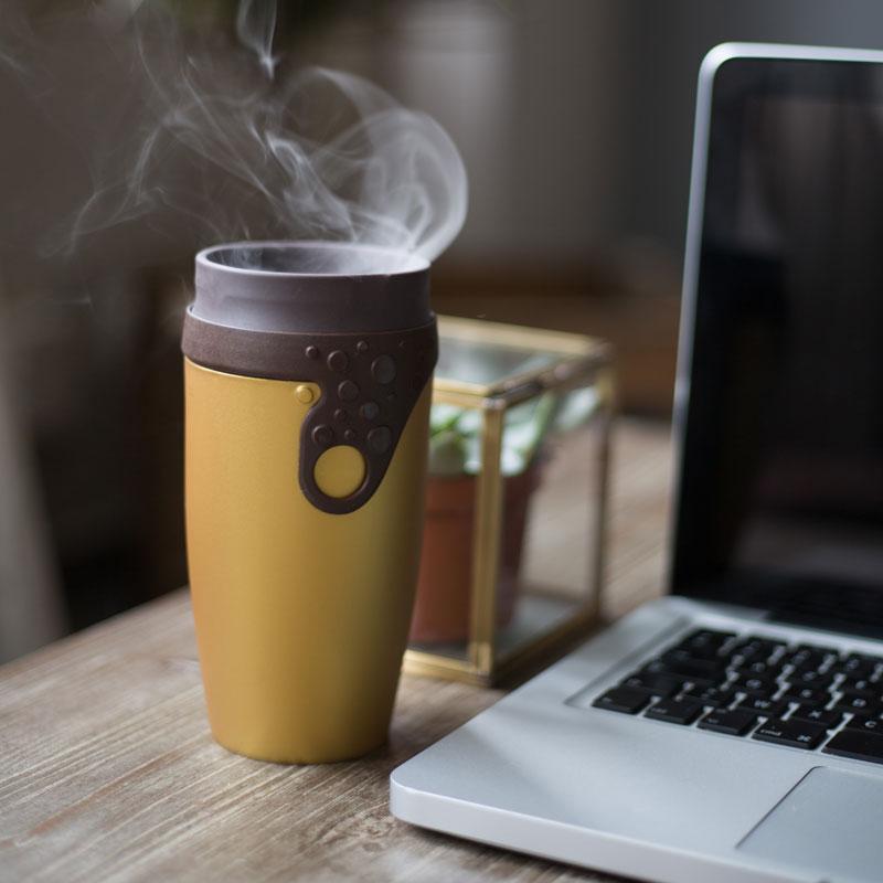 mug avec paille amovible