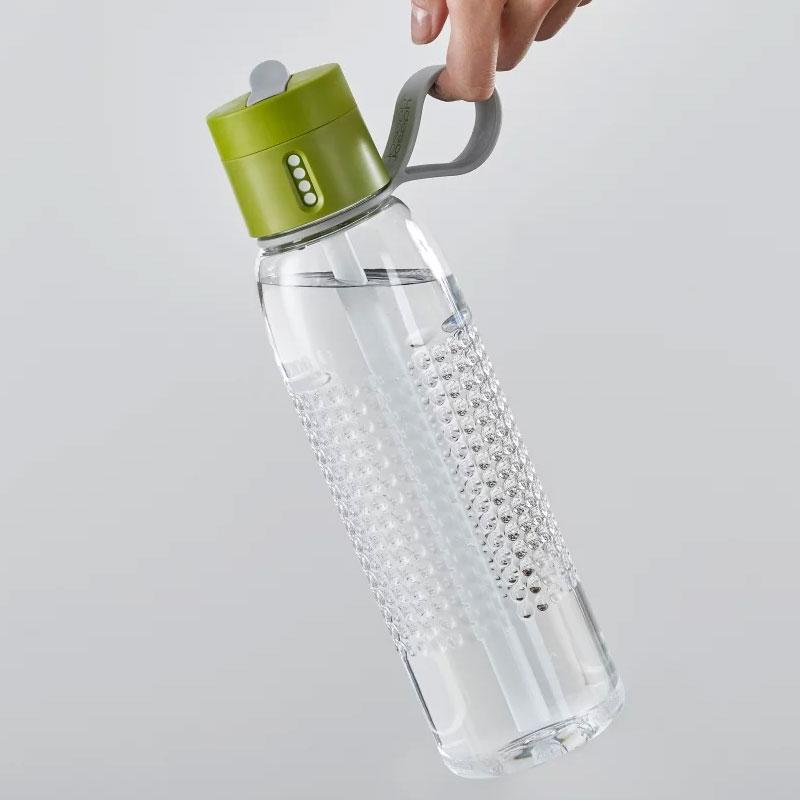 bouteille d'eau avec bouchon sport
