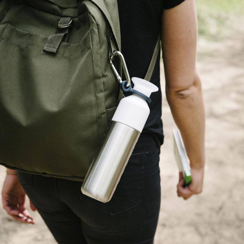 bouteille publicitaire design et écologique