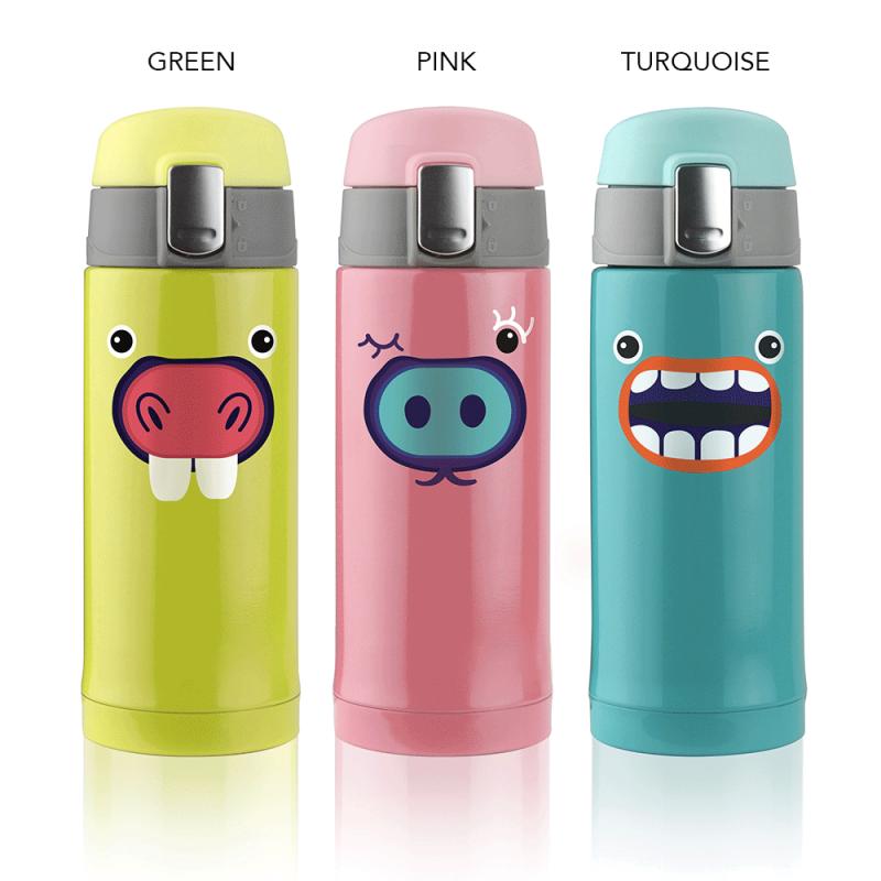 Gourdes design pour enfant, 3 coloris au choix