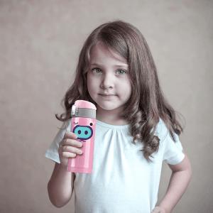 Gourdes enfant inox, un design pensé pour les enfants