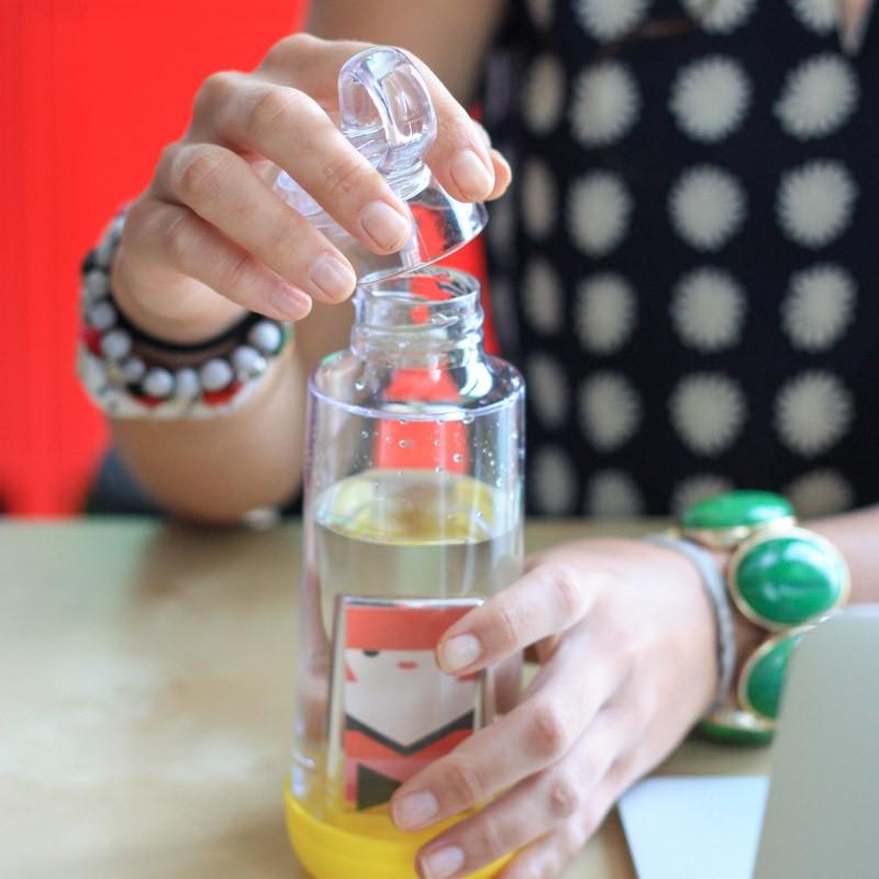 GOBI, la gourde écolo personnelle fabriquée en France