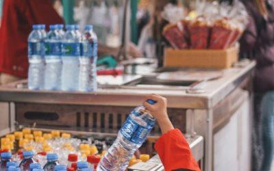 Pourquoi ne pas réutiliser sa bouteille en plastique ?