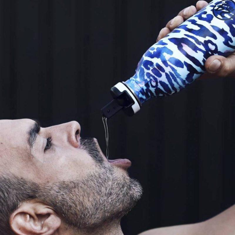Bouchon sport pour les gourdes de la marque 24 Bottles