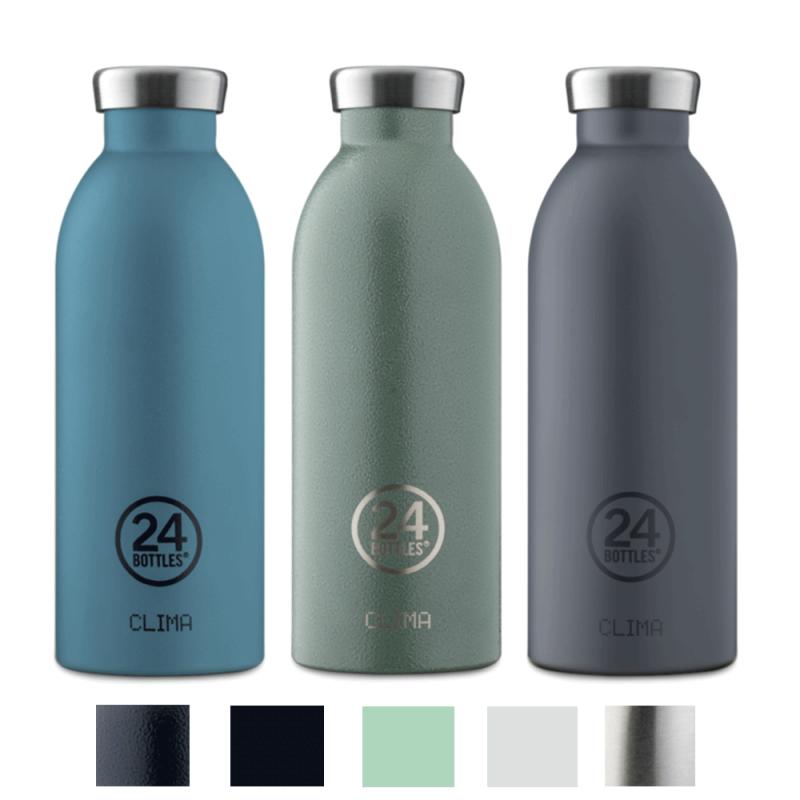 Bouteille isotherme en inox de 24 Bottles, design et légère