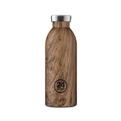 Gourde isotherme inox de 24 Bottles, design et légère