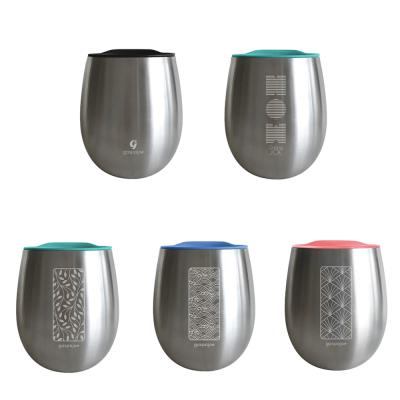 Mug inox isotherme Cosy, design signé Gaspa Joe