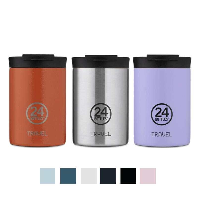 Mug thermos design de 24 Bottles