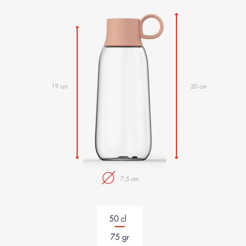 Gourde design à personnaliser, made in France, proposée par Pimp my bottle