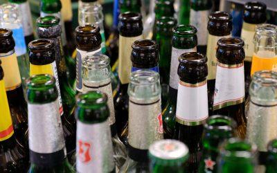 Comment les bouteilles en verre sont recyclées ?