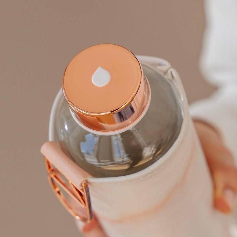 Bouteilles en verre Equa, design et écologique chez Pimp my bottle