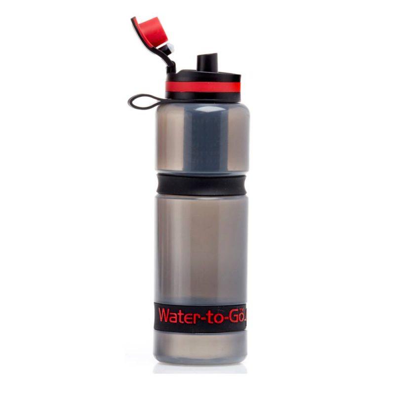 Gourdes filtrantes Active de Water to go