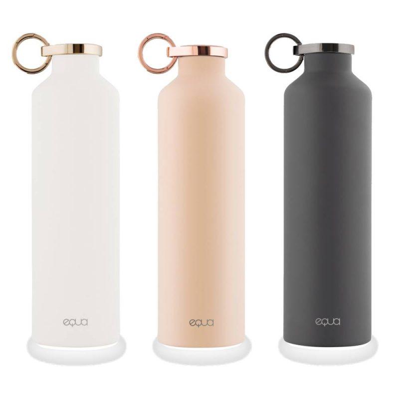 Bouteille connectée Equa Smart, avec rappel d'hydratation