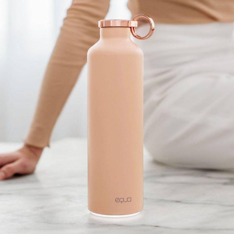 Smart bottle, bouteille connectée de Equa