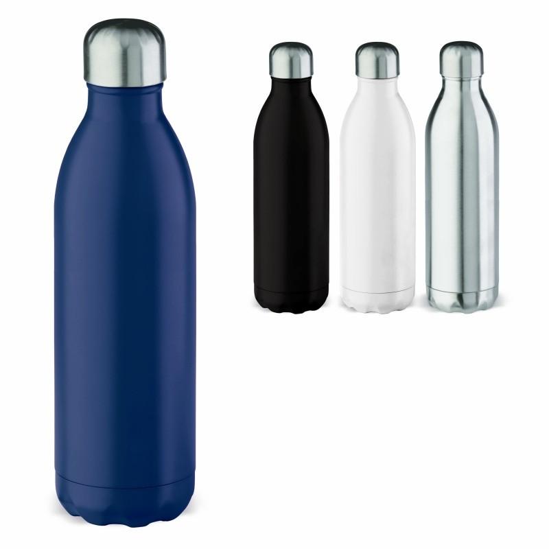 Bouteille personnalisée et isotherme de 1 L, chez Pimp my bottle