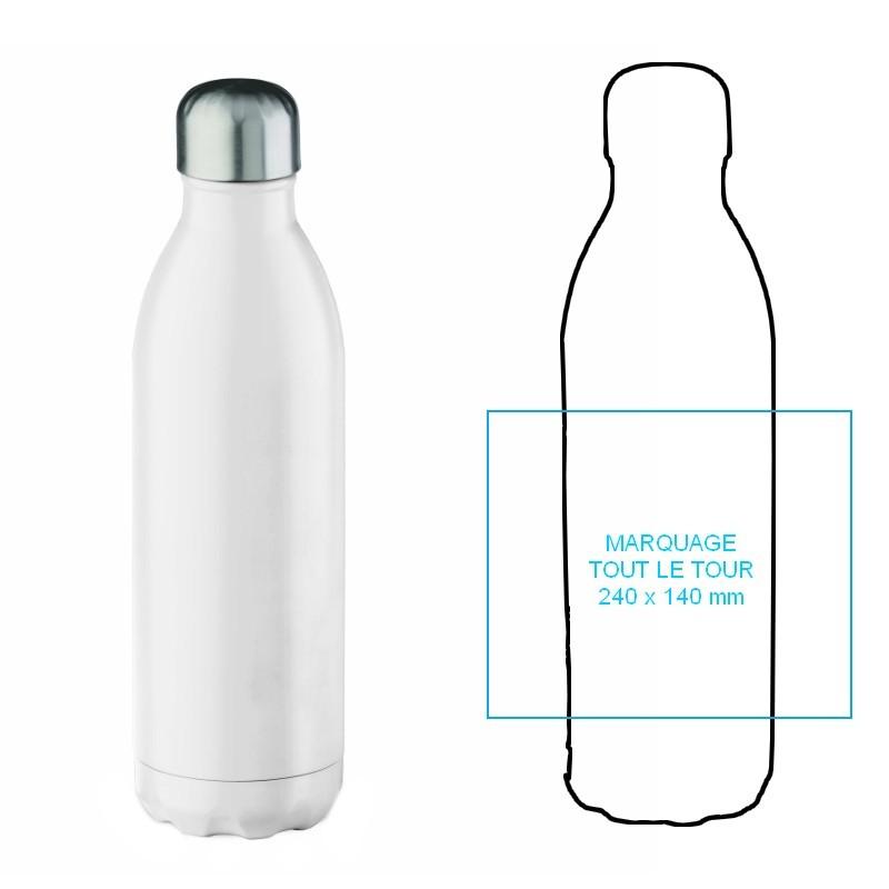 Bouteille personnalisée isotherme chez Pimp My Bottle
