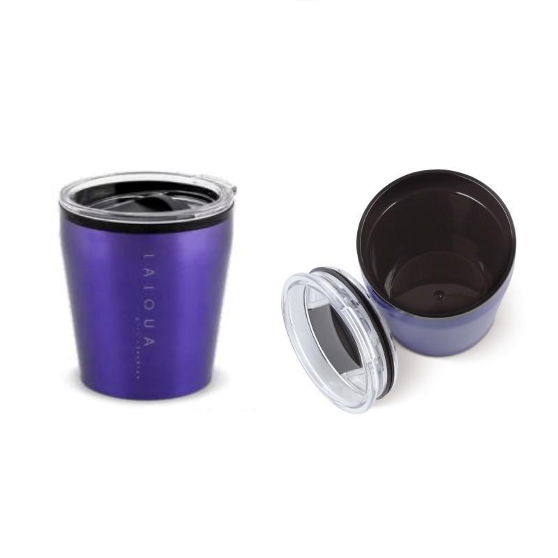 Mug personnalisable Positano, isotherme et réutilisable