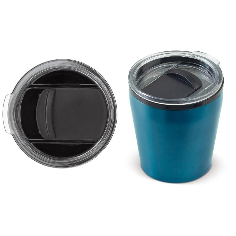 Mug publicitaire Positano par Pimp my Bottle, alternative au gobelet jetable