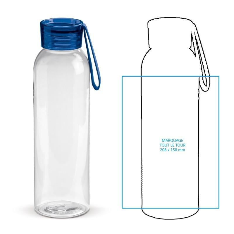 Bouteille personnalisable en marque blanche ou c-branding