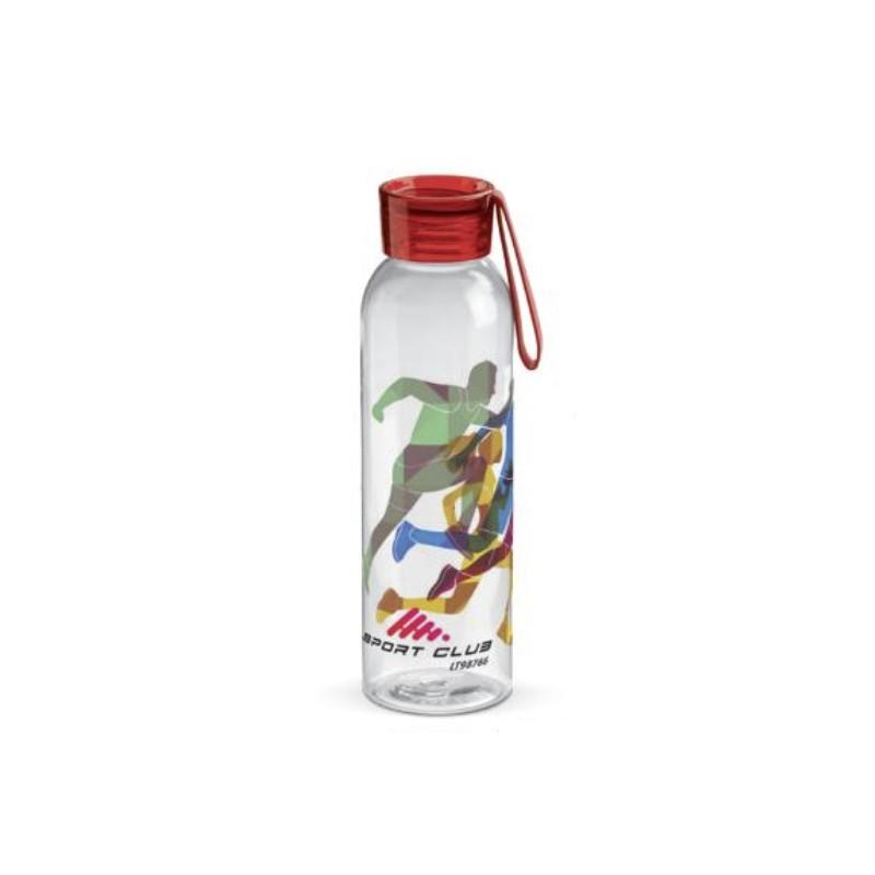 Bouteilles réutilisables personnalisables sur tout le pourtour de la bouteille