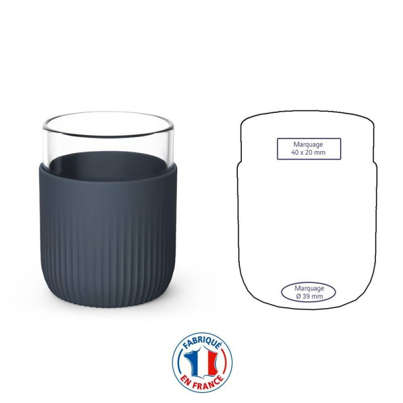 Gobelet personnalisable et made in France