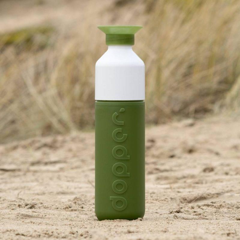 Gourde design Dopper Back to nature, gourde design et éco-responsable